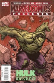 Marvel Comics Presents #9 (2008) Hulk comic